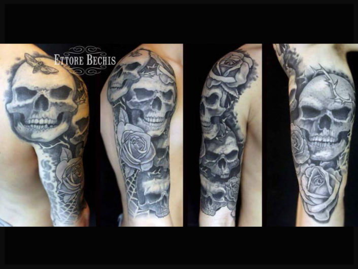 ettore-bechis-tattoo-003-black-gray-shoulder-arm